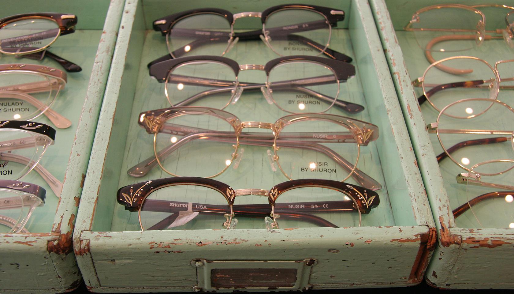 Shuron Glasses at Hillcrest Optical