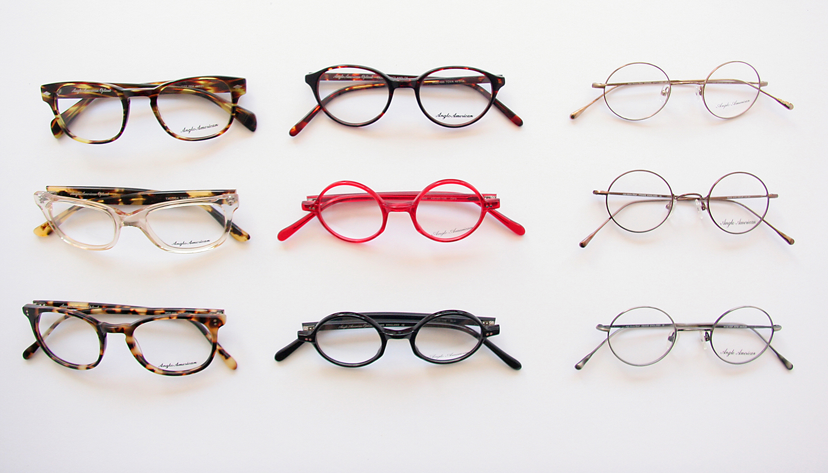 Anglo American Frames at Hillcrest Optical