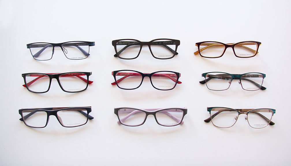 ProDesign Denmark Eyewear at Hillcrest Optical