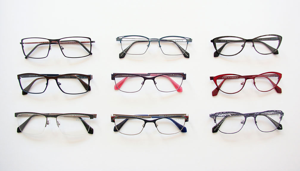 CZONE Eyewear at Hillcrest Optical