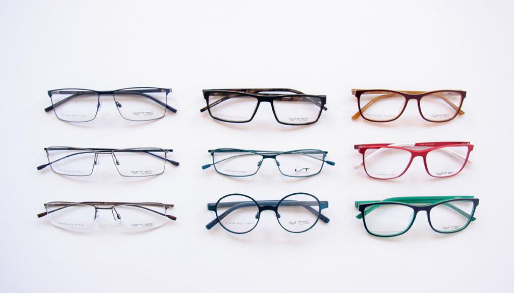 Lightech Eyewear at Hillcrest Optical