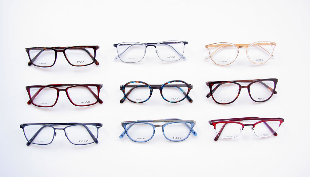 Modo Eyewear at Hillcrest Optical