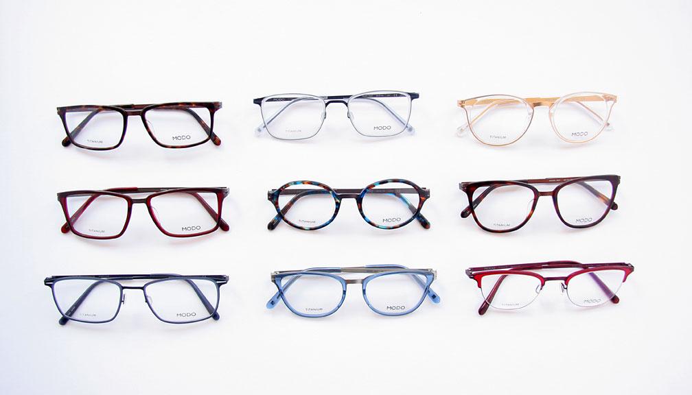 Modo Eyewear at Hillcrest Optical