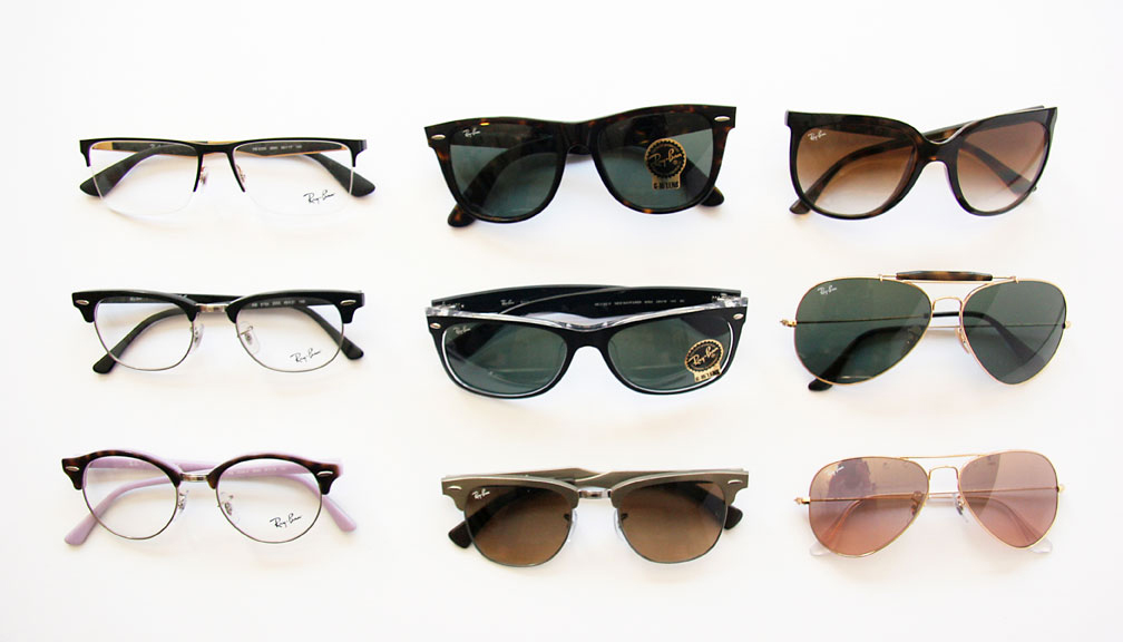 Ray Ban at Hillcrest Optical
