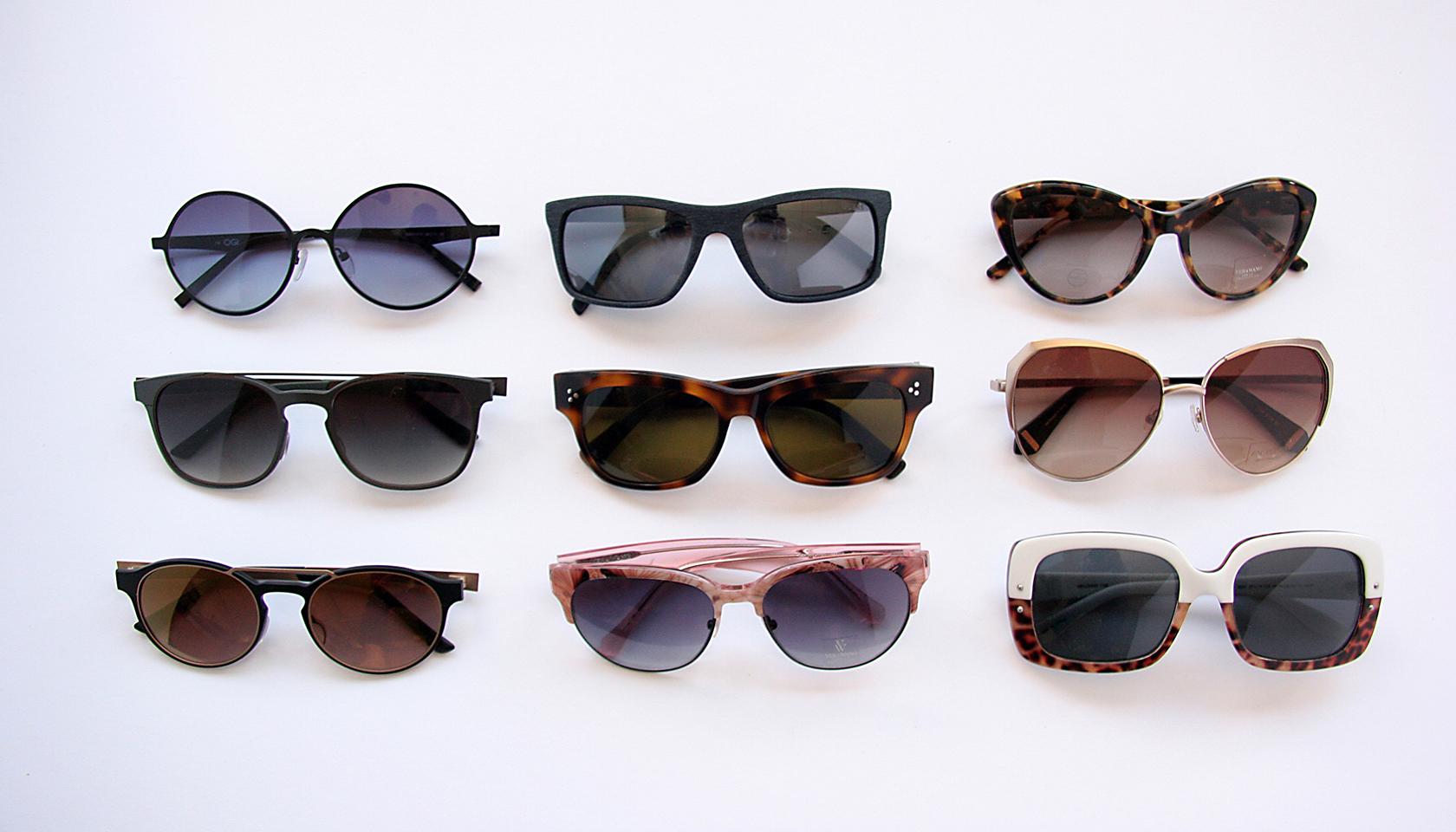 Quality fashion sunglasses at Hillcrest Optical