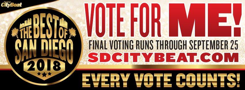 Vote for Hillcrest Optical - Best of San Diego - CityBeat Magazine