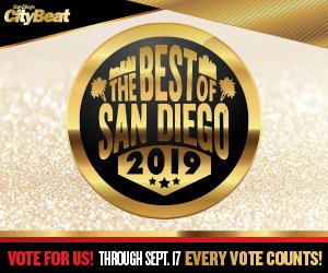 Vote us Best Eyewear in San Diego 2019