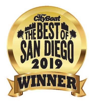 We won best place to get new eyewear and glasses in San Diego 2019!!